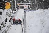 Kolejny Puchar Świata był zagrożony, Titisee-Neustadt zdążyło ze śniegiem