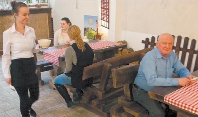Bar Domowy to jedno z najnowszych miejsc na kulinarnej mapie Słupska.