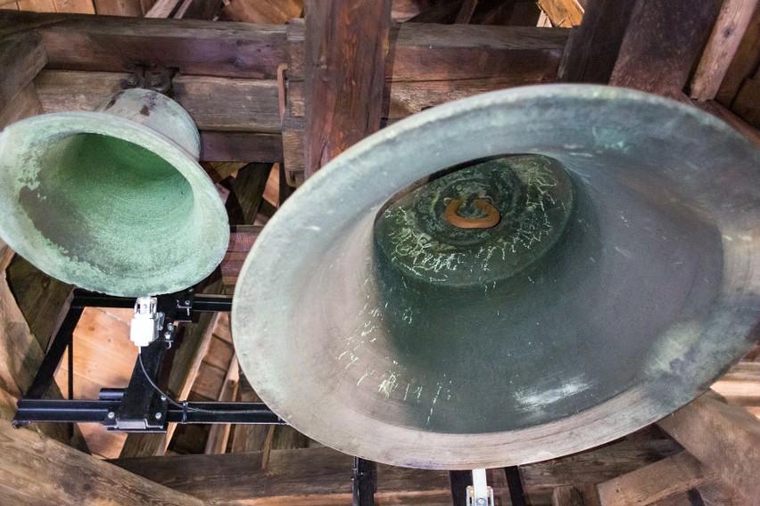 Powrót dzwona gwałtownego na Wieżę Ratuszową