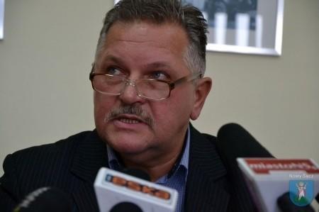 Krzysztof Migacz, prezes MPK w Nowym Sączu