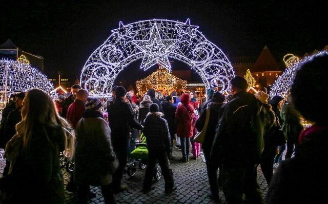 Jarmark Bożonarodzeniowy na Targu Węglowym