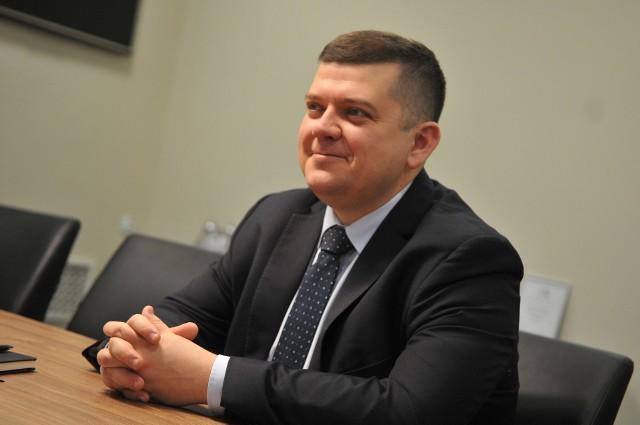 Prezydent Gorzowa Jacek Wójcicki