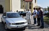 Święcenie pojazdów i festyn w parafii Chrystusa Miłosiernego w Inowrocławiu