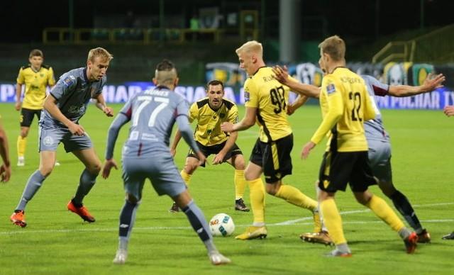 GKS Katowice chce pokonać Bruk Bet Termalica Nieciecza