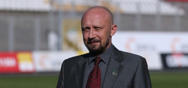 Dariusz Stanaszek funkcję prezesa GKS-u Jastrzębie objął w lipcu 2015 roku.