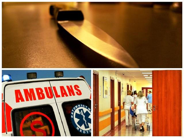 17-latek przyznał się do zadania ciosu nożem, który o mały włos okazał się śmiertelny.