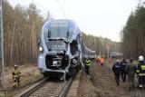 Wypadek pociągu intercity Warszawa - Wrocław. Ofiara śmiertelna