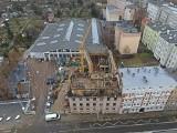 Muzeum Techniki i Komunikacji w Szczecinie przechodzi metamorfozę. Trwa rozbudowa! Zobaczcie ZDJĘCIA