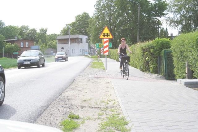 Po Unisławiu mieszkańcy najczęściej jeżdżą rowerami po chodnikach lub ulicach. Do Torunia na dwóch kółkach wkrótce pojadą bezpieczną ścieżką rowerową