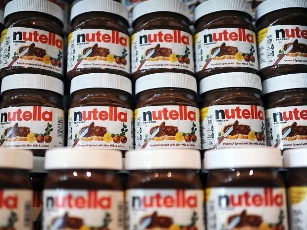 Nutella Wycofywana Ze Sklepów Bo Olej Palmowy Może