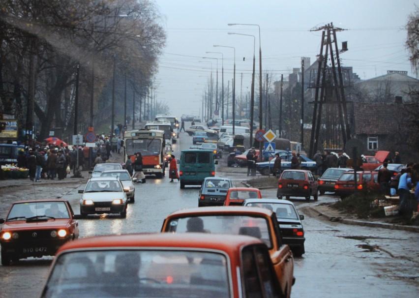 Dzień Wszystkich Świętych na Podlasiu i Suwalszczyźnie 20-30 lat temu (zdjęcia)