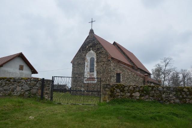 Kościół Wniebowzięcia Najświętszej Marii Panny w Mirocinie Dolnym