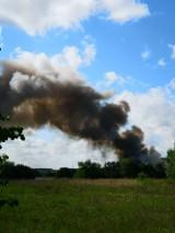 LUBUSKIE. W Długoszynie w powiecie sulęcińskim pali się wysypisko śmieci. Na miejsce dojechała straż pożarna