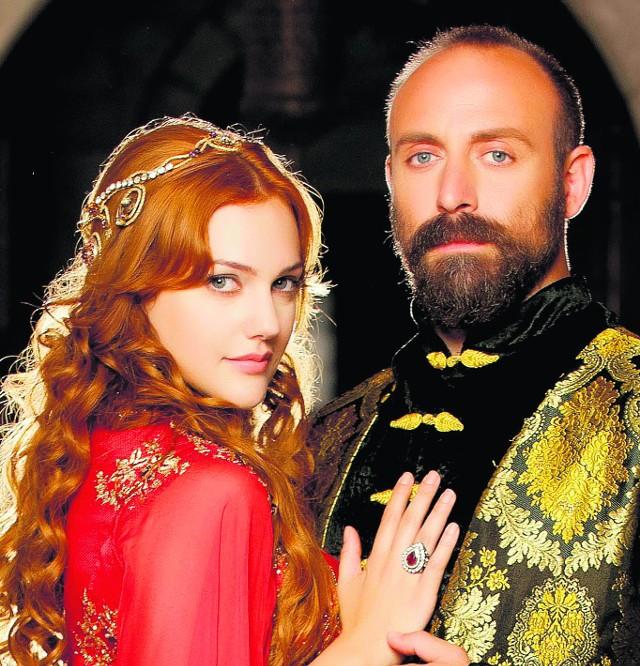 Roksolana i Sulejman Wspaniały przyciągnęli przed telewizory miliony widzów. W ten sposób poznają turecką wizję historii