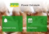 """Powiat ostrołęcki nagrodzony w konkursie """"Innowacyjny Samorząd 2021"""". 15.04.2021"""
