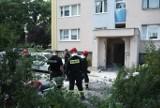Poznań: Wybuch na osiedlu Jana III Sobieskiego. Dwie osoby ranne, trwa ewakuacja mieszkańców wieżowca [ZDJĘCIA]
