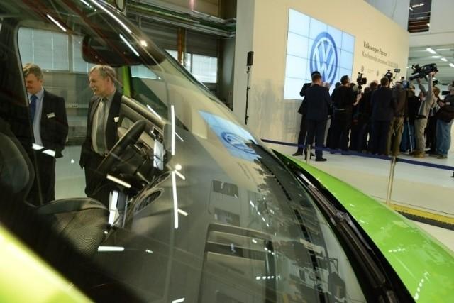 VW Poznań i Września: W fabrykach znajdzie pracę 10 tysięcy osób