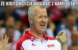 Kwalifikacje do igrzysk Tokio 2020. Polska - Francja. Zobacz najlepsze memy