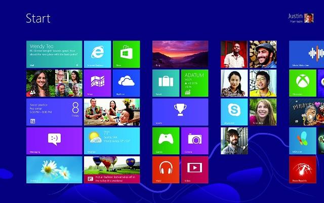 Windows 8Windows 8: Nowy system, nowe urządzenia