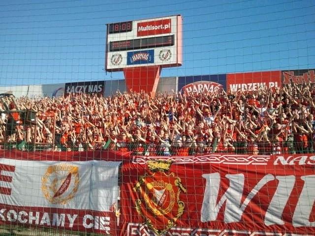 Kibice Widzewa nie raz udowodnili, że ich klubowi należy się nowoczesny stadion