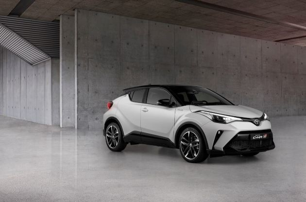 Toyota C-HR jeszcze bardziej dynamiczna i ekskluzywna dzięki wersji GR Sport