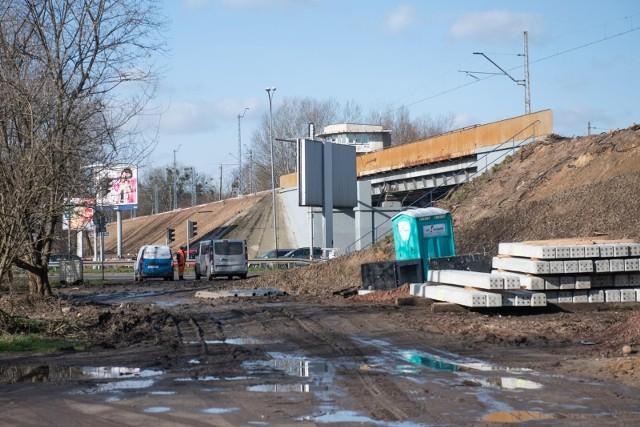 Trwa przebudowa ulicy św. Wawrzyńca - w ten weekend trzeba spodziewać się utrudnień w rejonie skrzyżowania z ul. Niestachowską i Żeromskiego