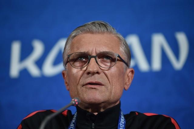 Adam Nawałka wierzy w zwycięstwo Polaków nad Kolumbią.