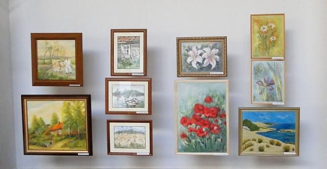 Na wystawie będzie można obejrzeć najciekawsze prace plastyków amatorów zamieszkałych w województwie podlaskim