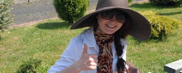 Sylwia Jajuga z I LO w Rzeszowie jest zadowolona z matury z języka angielskiego.