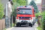 W Borowej w powiecie mieleckim gaz ulatniał się obok domów. Interweniowały służby [ZDJĘCIA]