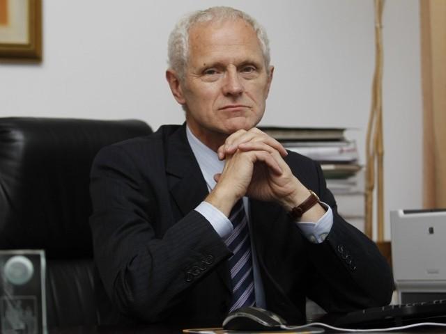 Andrzej Dec, przewodniczący Rady Miasta Rzeszowa.