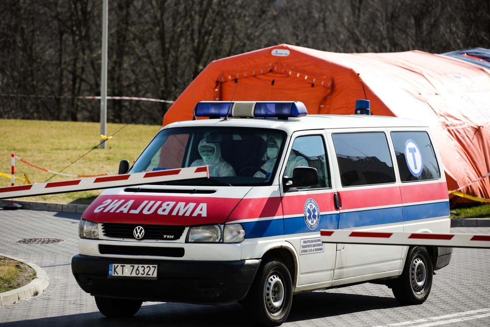 Koronawirus w Krakowie i Małopolsce. Kolejne cztery osoby zakażone