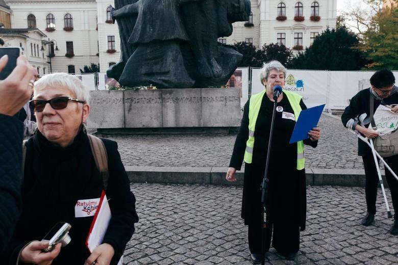 Jarosław Kaczyński wygrał z bydgoszczanką Krystyną Malinowską w Sądzie Apelacyjnym
