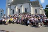 201. pielgrzymka do Sulisławic za nami. Staszowianie w licznym gronie zawitali do Sanktuarium (ZDJĘCIA)
