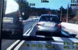 Przekroczył dozwoloną prędkość o 65 km/h i wyprzedzał w niedozwolonym miejscu. Stracił prawo jazdy na 3 miesiące