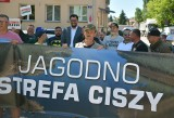 Powiat radomski. Wędkarze chcą przywrócenia strefy ciszy nad zalewem Jagodno w gminie Przytyk