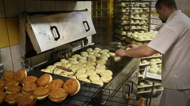 Piekarnia Leśnicka Kibało słynie z pysznych pączków