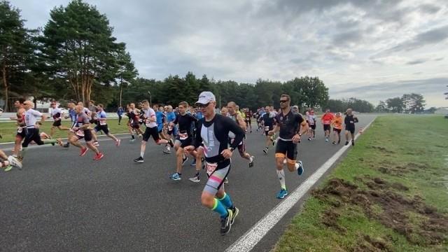 Bieg Ognia i Wody to jeden z najszybszych biegów w Polsce na dystansie 10 km
