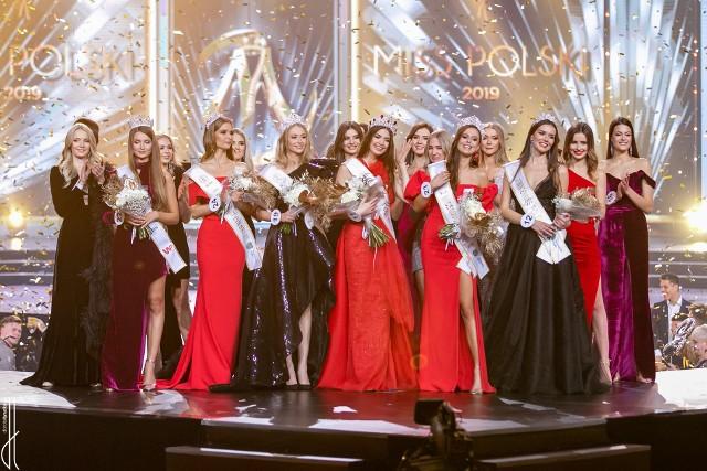 Tak prezentowały się laureatki konkursu Miss Polski 2019. Najpiękniejszą została Magdalena Kasiborska. Kto przejmie od niej koronę?Zobacz kolejne zdjęcia. Przesuwaj zdjęcia w prawo - naciśnij strzałkę lub przycisk NASTĘPNE