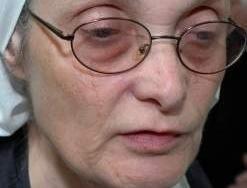 Siostra Małgorzata Chmielewska.