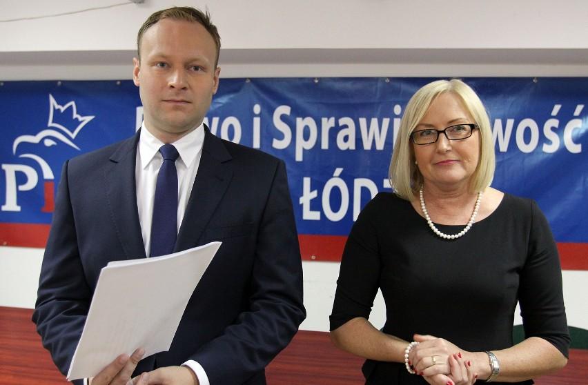 Joanna Kopcińska na listach wyborczych do Sejmu