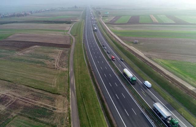 Będzie remont opolskiego odcinka autostrady i rozbudowa Miejsc Obsługi Podróżnych.