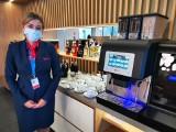 Pyrzowice. Nowy salonik VIP na lotnisku w terminalu B. Zobacz, gdzie będą czekać na samolot pasażerowie VIP w Katowice Airport
