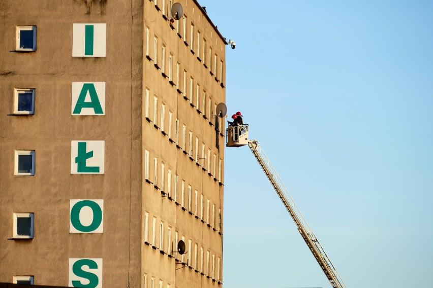 W sobotę, po godz. 18, białostoccy strażacy otrzymali...