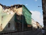Pełzająca katastrofa budowlana przy ul. Kilińskiego 49. Kamienica czeka na rozbiórkę. Winien Urząd Miasta Łodzi czy Urząd Wojewódzki?
