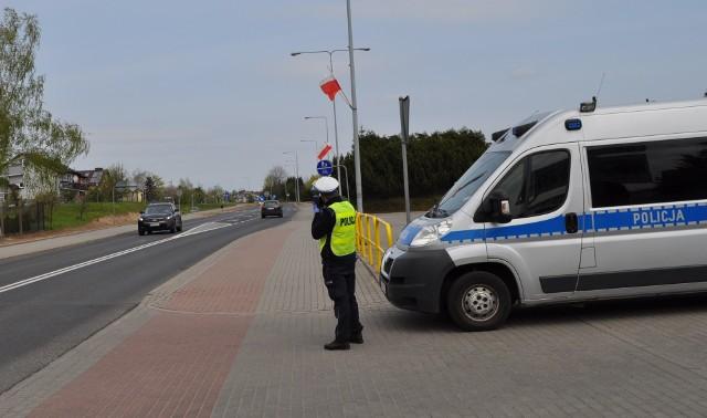 Akcja bytowskiej policji.