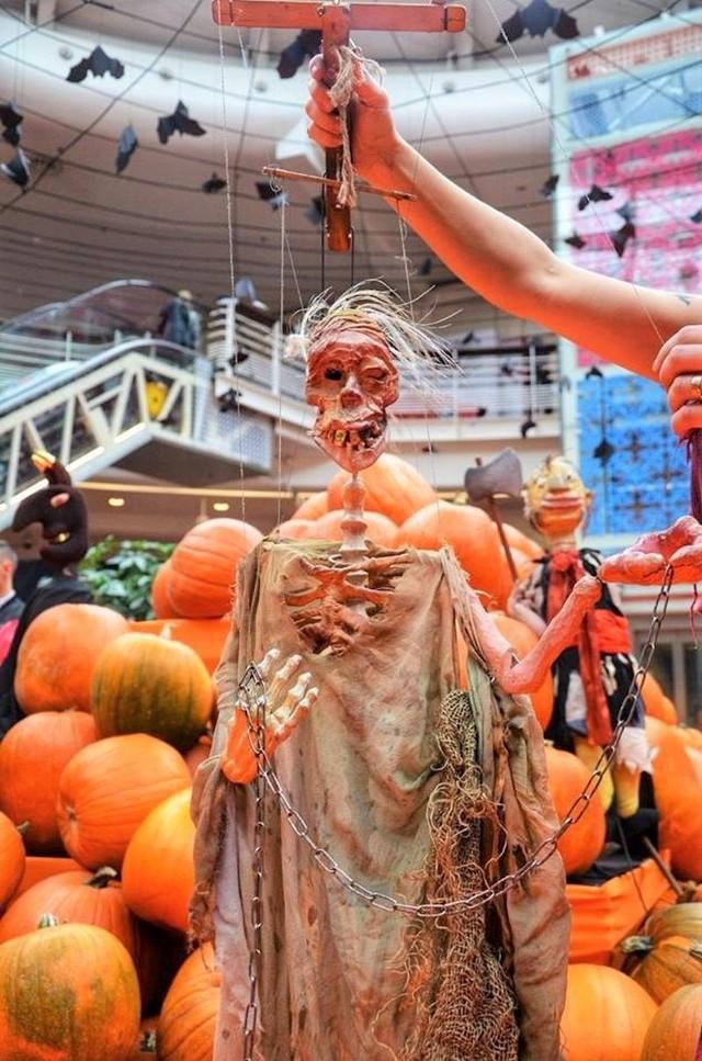 Halloween W Manufakturze Rozpoczyna Się Juz W Najbliższy
