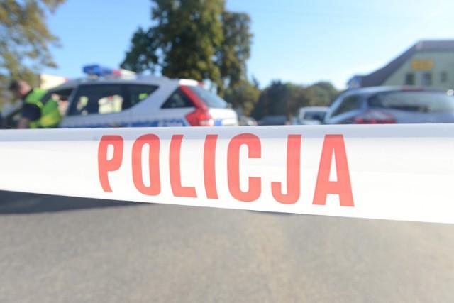 Agresywny mężczyzna w Będzinie napadł mieszkańców z nożem
