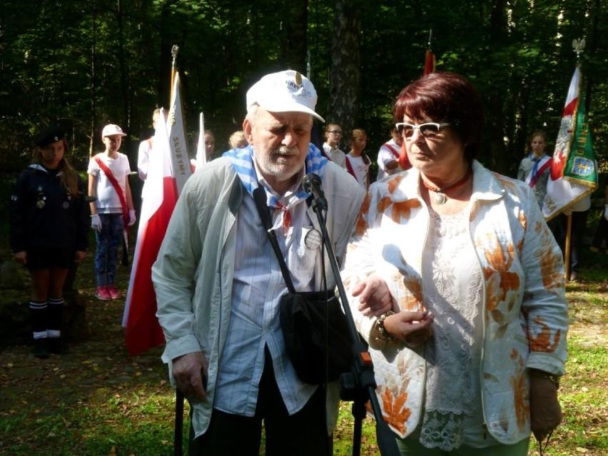 77. rocznicę przywiezienia z Gdańska pierwszych więźniów podobozu niemieckiego obozu koncentracyjnego Stutthof