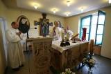 Bp Marek Szkudło odprawił mszę w Areszcie Śledczym w Katowicach w Poniedziałek Wielkanocny